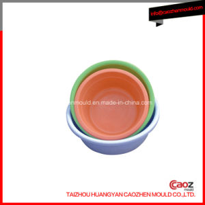 Plastic Injection Round Wash Basin Mould in China pictures & photos