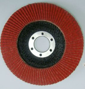 "Abrasive Flap Disc 100mm X 16mm (4"" X 5/8"") pictures & photos"