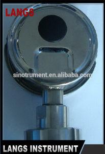 034 Auto Parts Chemical Seal Bourdon Tube Pressure Gauge Pressure Gauge pictures & photos