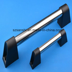 Factory Supply Embedded Bakelite Rubber Handle pictures & photos