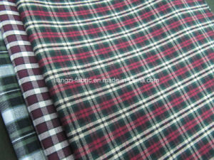 Cotton Yarn Dyed Heavy Checks Fabric for Short Pants pictures & photos