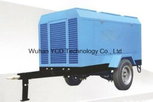 Motor Driven Portable Screw Air Compressor (MSC565F) for Mining, Shipbuilding, Urban Construction, Energy, Military and Industries pictures & photos