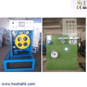 PE Cable Foam Extrusion Production Line pictures & photos
