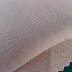 100% Polyester Fabric Leli Silk Polyester Fabric pictures & photos