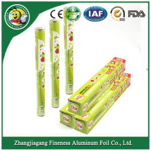 Household Aluminium Foil Insulation Thermal Used for Food Packaging pictures & photos