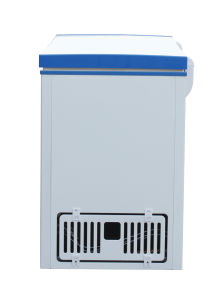 12/24V Solar Vertical Deep Freezer with High DC Compressor pictures & photos