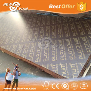 16mm Finger Joint Poplar Plywood Laminated Plywood Sheet pictures & photos