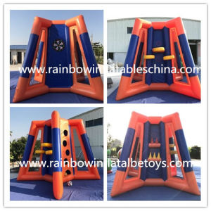 4 in 1 Inflatable Ball Game/Inflatable Shooting Game/Inflatable Ball Throwing Game pictures & photos