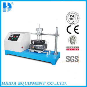 Professional Abrasion Resistance Testing Apparatus pictures & photos