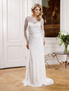 Beautiful Tulle Sweetheart Princess Wedding Gown Bridal Dresses pictures & photos