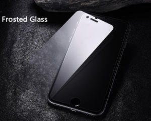 Premium Quality Frosted Glass Matte Tempered Glass Screen Protector for iPhone 6s pictures & photos