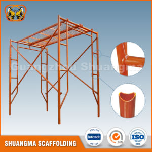 Portable and Mobile Working Platform Frame System Scaffolding pictures & photos