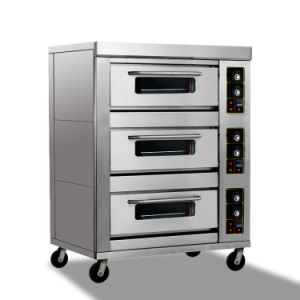 Baking Machine, Commercial Electric Pizza Oven, Deck Pizza Oven pictures & photos