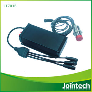 Intelligent GPS Tracking Device Jt703b with Big Solar Panel pictures & photos
