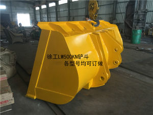 XCMG Heavy Machinery 5ton Wheel Loader 2.8m3 Bucket for Sale pictures & photos