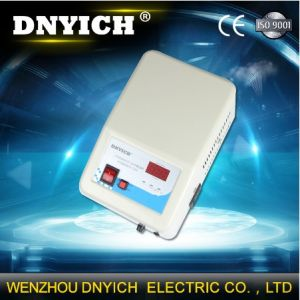 New Type Single Phase 10000va LCD Display Servo Motor Control Automatic Voltage Regulator AVR pictures & photos