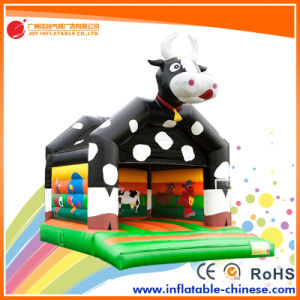 2017 Inflatable Clown Jumping Castle/ inflatable Toy with Slide (T4-609) pictures & photos