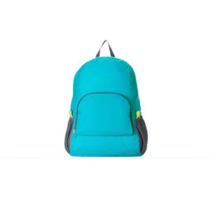 Popular Promotion Folding Backsack Bag Outdoor Sport Travel Backpack pictures & photos