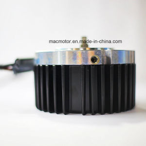Mac 36V 500watt DC High Speed Motor pictures & photos