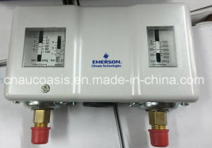 Emerson PS2-L7A Dual Pressure Switch Control pictures & photos