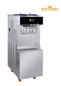 Ice Cream Machine and Frozen Yogurt Machine IP682s