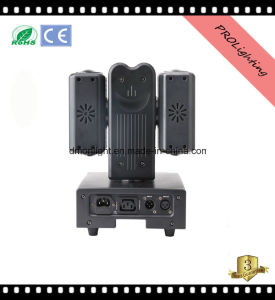 LED Beam Moving Head Light 4X10W White LEDs pictures & photos
