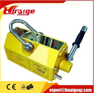 Permanent Magnet Lifter for Billet Steel Plate and Round Steel pictures & photos