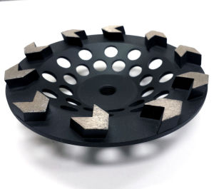 Arrow Diamond Grinding Cup Wheel pictures & photos