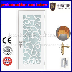 Modern Artistic Style Wooden Door pictures & photos