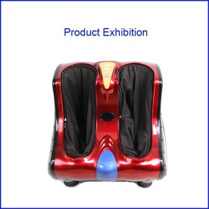Electric Shiatsu Kneading Rolling Foot Massager pictures & photos