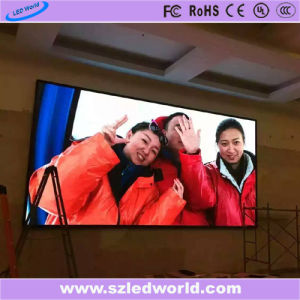 High Definition 1.56mm Indoor Rental LED Display Screen Factory pictures & photos