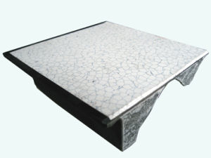 Hot Sale PVC Anti-Static Steel Raised Access Floor for Data Center Rooms pictures & photos