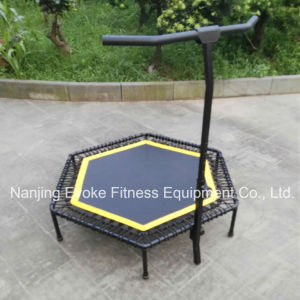 Gymnatisc Free Spring Trampoline Jumping Club Fitness Bouncer pictures & photos
