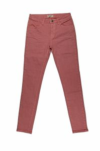 Lady′s Fashion Garment Dye Twill Pant (MY-026) pictures & photos