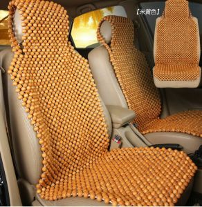 Hotsales Modern Cool Car Wood Bead Seat Cushion Cover pictures & photos