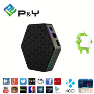 2016 Top Selling Products T95z Plus (wechip) 2.4G+5g WiFi 2g 16g Android 6.0 TV Box Kodi TV Box pictures & photos