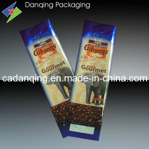 Custom Print Resealable Standing Coffee Bag with Valve Y0222 pictures & photos
