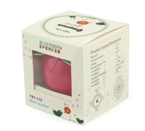 Bluetooth Speaker, Handsfree and Starting Music with Colorful Light (AJ-69) pictures & photos