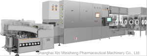 Vial Liquid Washing-Drying-Filling-Stoppling Production Line for Pharmaceutical (GLX2-25) pictures & photos