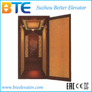 Ce Mrl Home Elevator for Residence Villa with Chinese Style Cabin