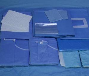 Cataract Surgery Custom Packs Disposable Non Woven pictures & photos