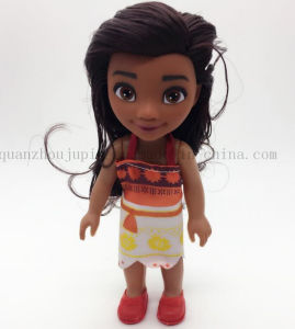 Custom Kids Children Plastic PVC Cartoon Figure Doll Toy pictures & photos