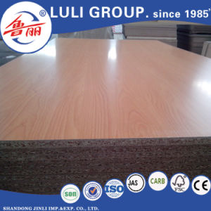 Particle Board with Best Price From Luli Group pictures & photos