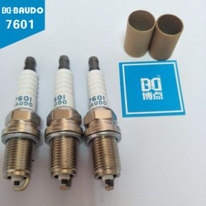 China Leading Brand Baudo Bd-7601 Resistor Spark Plug for Cars pictures & photos