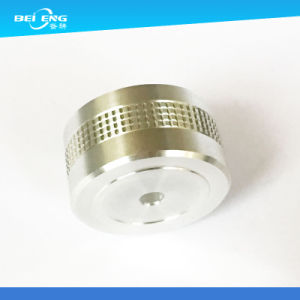 Aluminum Alloy Baluster and Handrail Fitting Tube End Cap pictures & photos