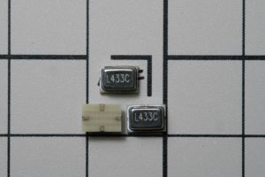 433.92MHz SMD5.0X3.5 Saw Resonator L433c pictures & photos