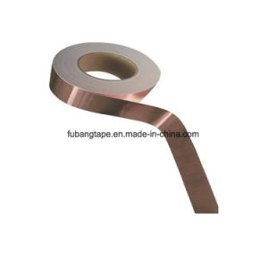 High Electric Conductivity Copper Foil Tape pictures & photos