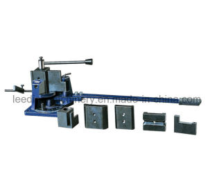 900mm Hand Operated Metal Plate Bending Roller Machine pictures & photos