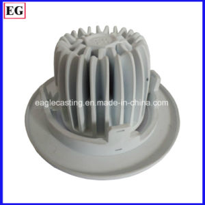 400 Ton Die Casting Machine Made Aluminum LED Flood Light Heat Sink Products pictures & photos