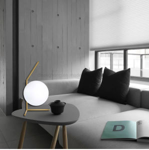 Modern Simple Glass Shade Wall Lamp LED Decoration Hotel Wall Lighting pictures & photos